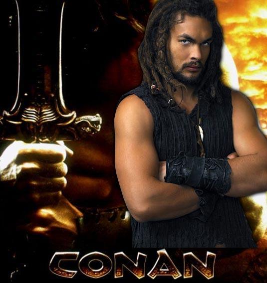 Conan The Barbarian Movie 2011