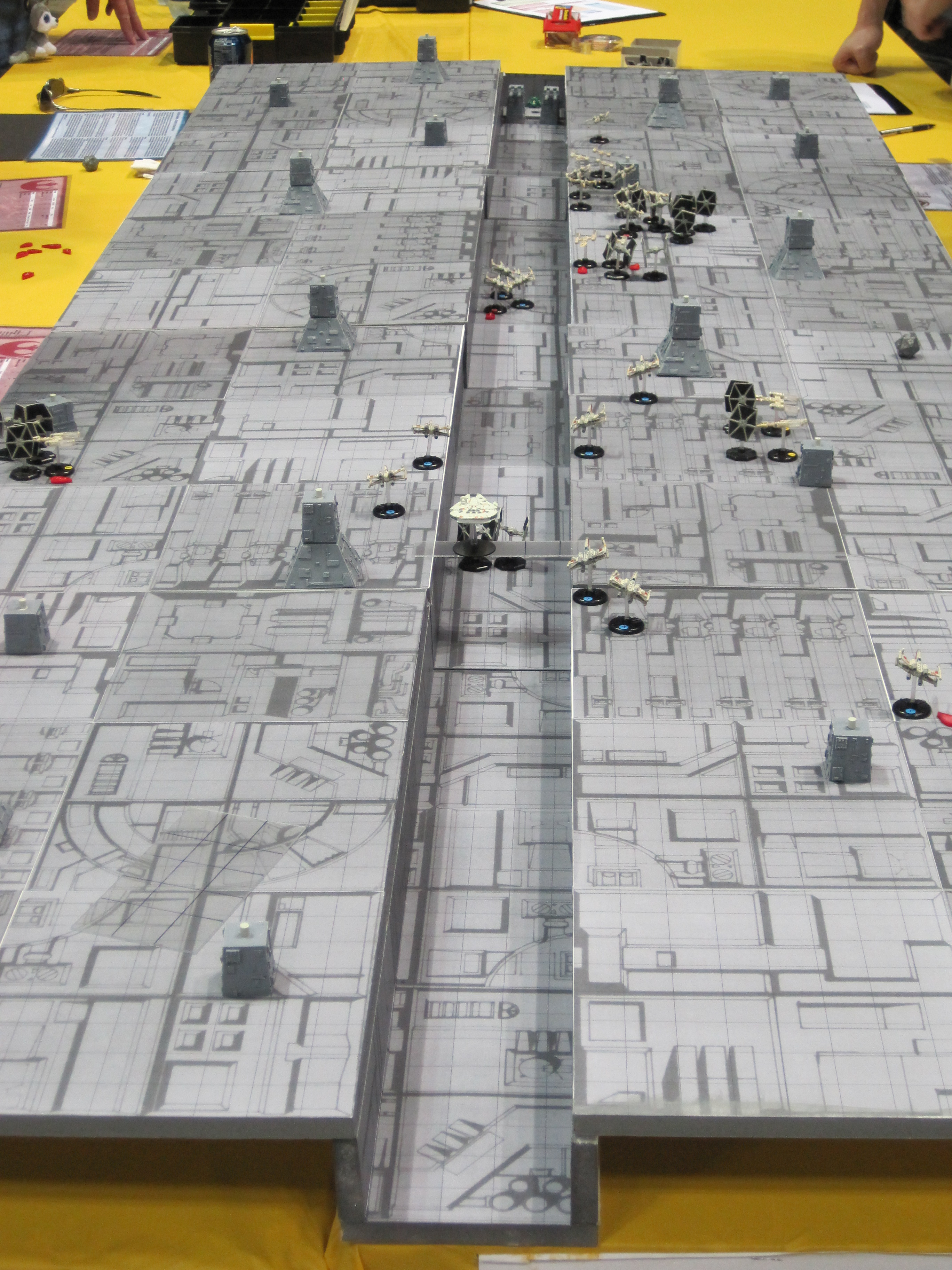 Death Star Trench Run | Boccob's Blessed Blog