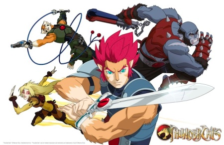 Thundercats on Those Of Us That Lived Through The 80 S The